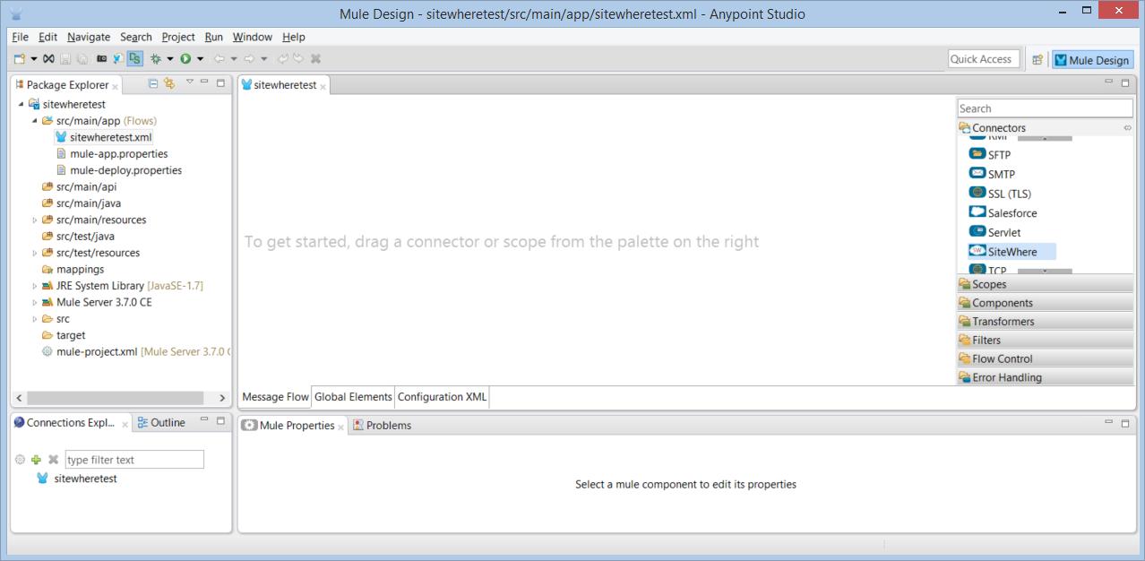 SiteWhere Documentation | Mule AnyPoint Platform
