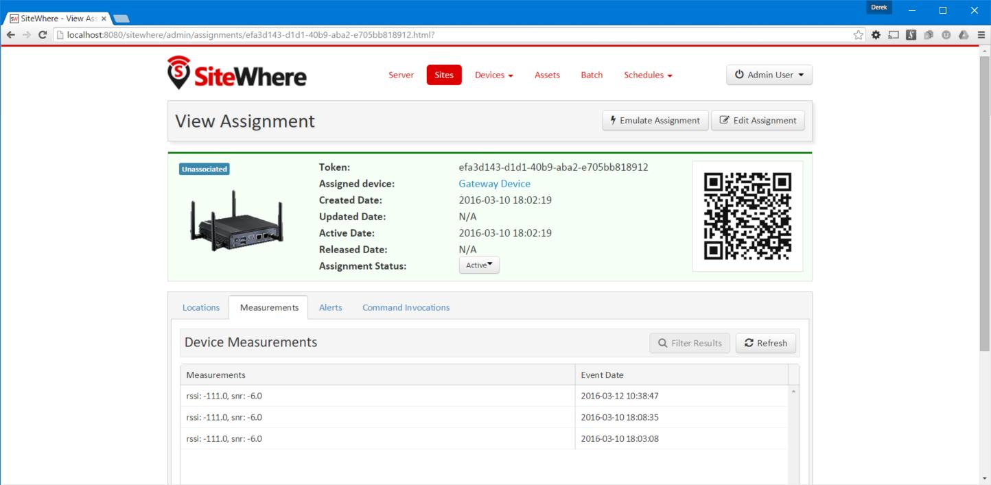 SiteWhere Documentation   HTTP Socket Tutorial